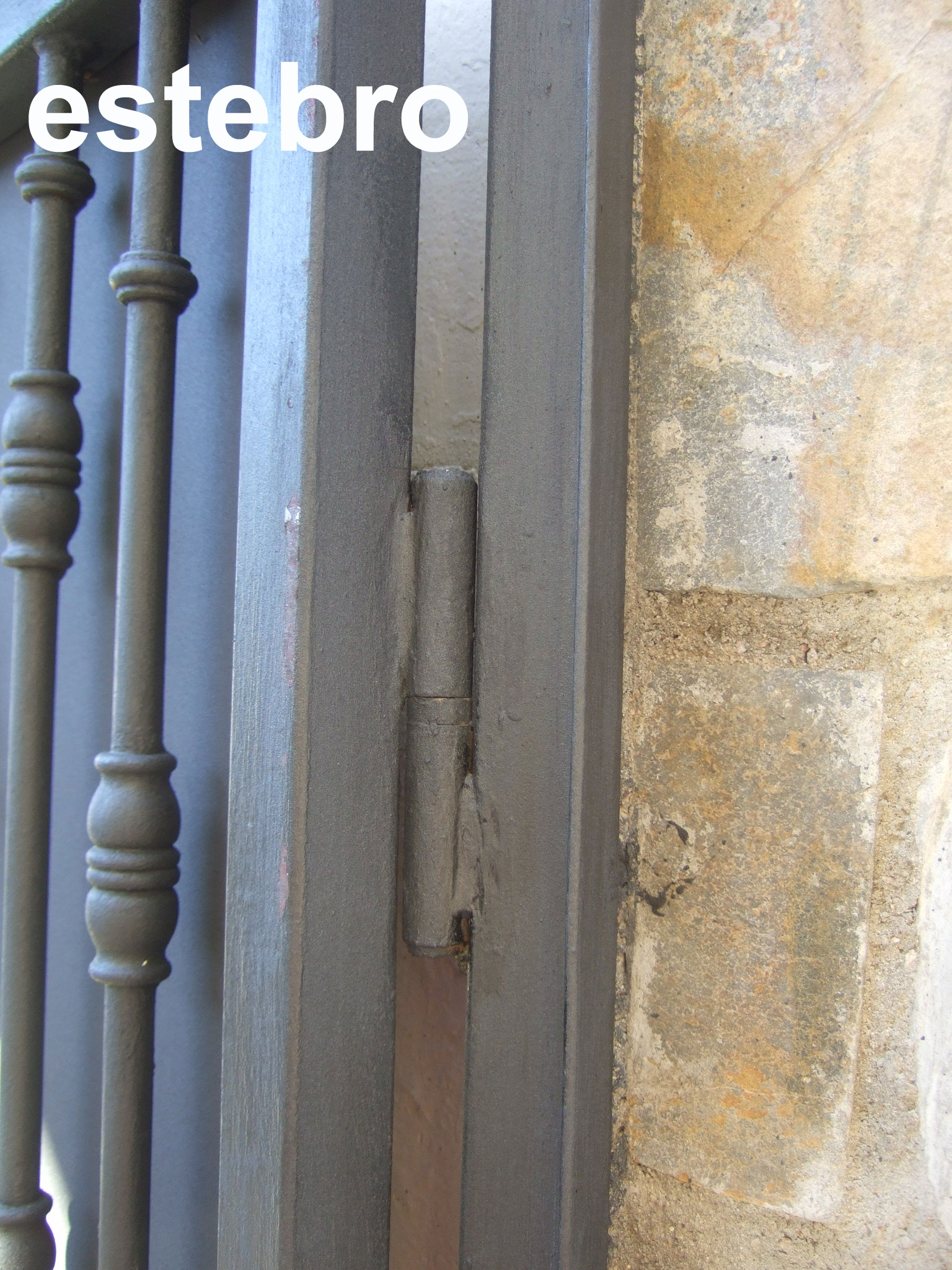 Bisagras soldar herrajes puertas - Tipos de bisagras para puertas ...