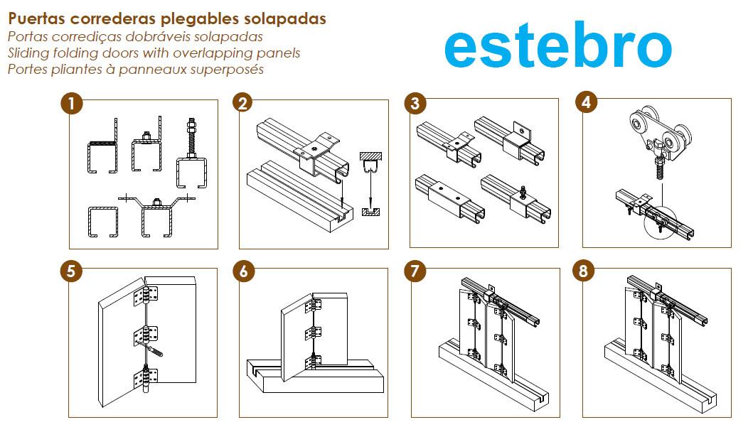 Casa de este alojamiento instalacion de puertas - Instalacion puertas correderas ...